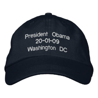 President Obama 20-01-09 Washington DC Baseball Cap