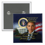 President Obama 2nd Inauguration Buttons