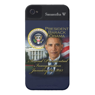 President Obama 2nd Inauguration iPhone 4 Cover