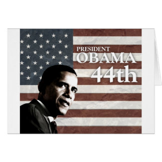 president Obama 44th c1 Card