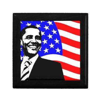 President Obama Attire Trinket Boxes