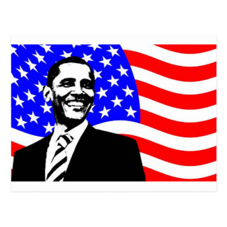 President Obama Attire Postcards