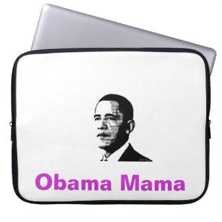 President Obama Electronics Bag (Obama Mama) Computer Sleeve