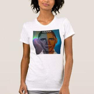 President Obama Freedom Art T Shirts