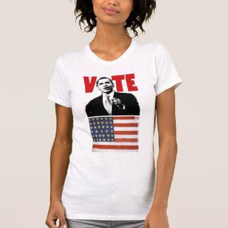President Obama Girl T Shirts