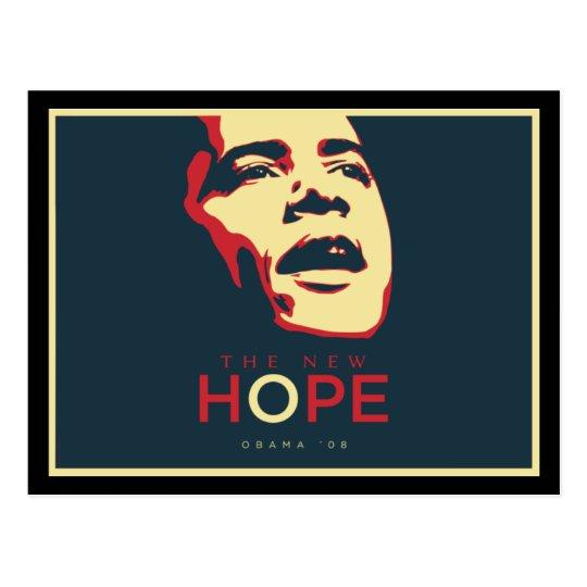 President Obama Hope Postcard - Customised