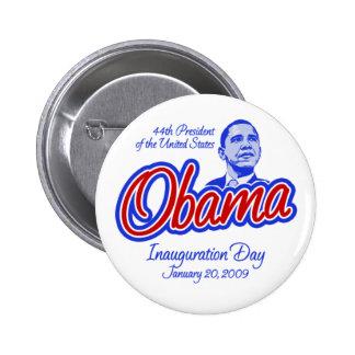 President Obama Inauguration Button