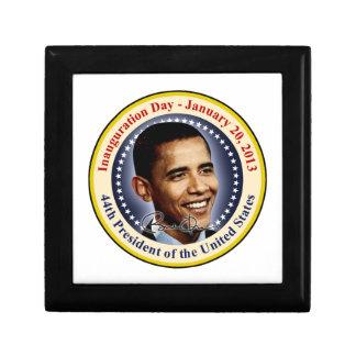 President Obama Inauguration Day Keepsake Boxes