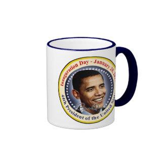 President Obama Inauguration Day Mug