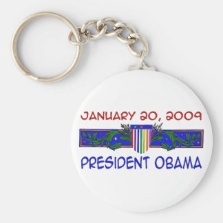 President Obama Key Ring