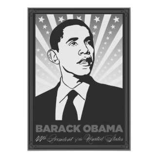 President Obama Poster - Customized