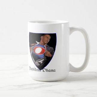 President Obama- Re-elected Mug