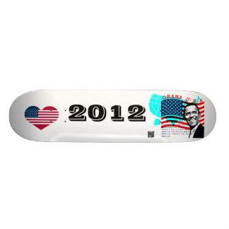 President Obama Skateboard Deck