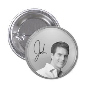 President of Facebook Pinback Buttons