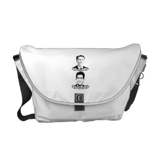 PRESIDENT ROMNEY AND VICE PRESIDENT RYAN.png Courier Bag