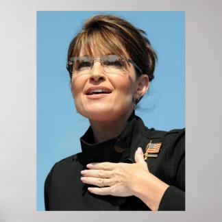 President Sarah Palin Poster