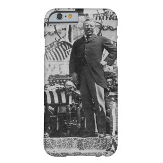 President Theodore Roosevelt in Wyoming Barely There iPhone 6 Case