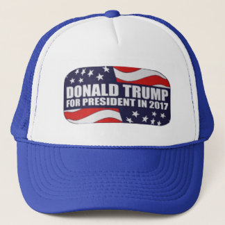 President Trump 2017 Trucker hat