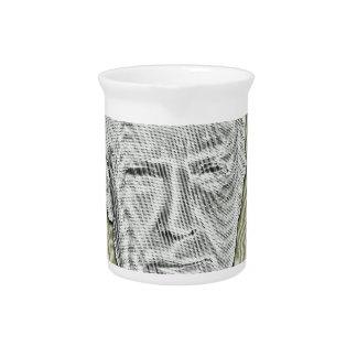 President Trump Dollar Pitcher