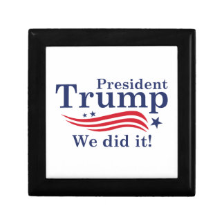 President Trump Gift Box
