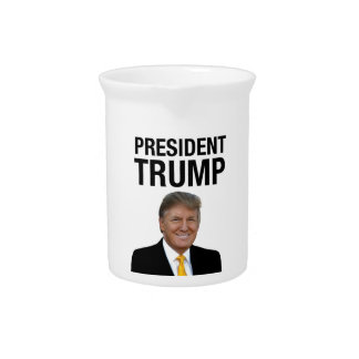 President Trump Pitcher