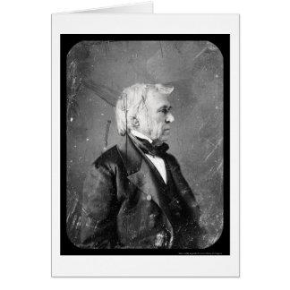 President Zachary Taylor Daguerreotype 1844 Card