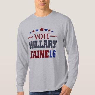 Presidential 2016 Hillary Clinton for President T-Shirt