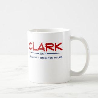 Presidential Campaign:  Clark 2016 Coffee Mug