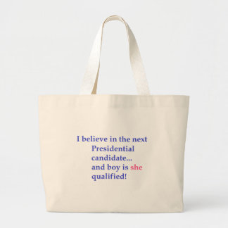 """Presidential Candidate"" Tote Bag"