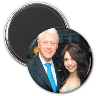 presidential confidential (color) refrigerator magnets