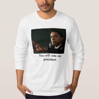 Presidential Jedi Tee Shirts