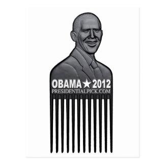 Presidential Pick Postcard