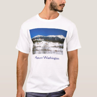 Presidential Range and Bretton Woods T-Shirt