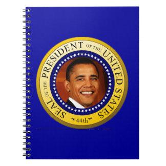Presidential Seal Notebook