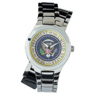 Presidential  Watch (add a note) 336 By Zazz_it