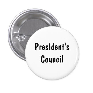President's Council Buttons