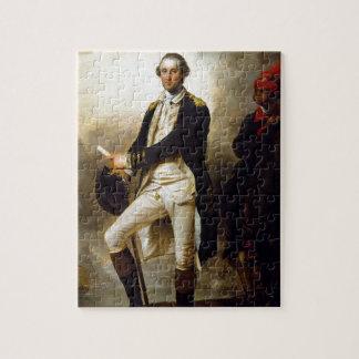 President's Day: George Washington Jigsaw Puzzle