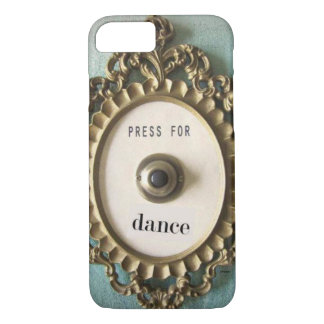 Press For Dance iPhone case