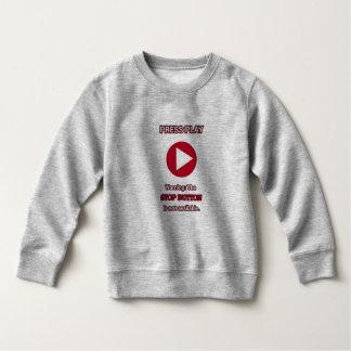 Press Play Sweater Shirt