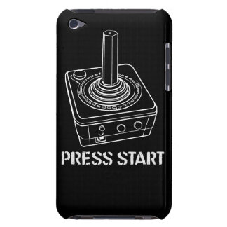 Press Start iPod Touch Case