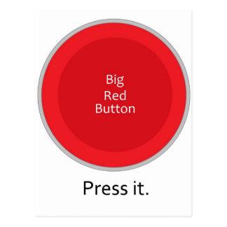 Press the button postcard