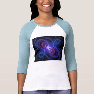 Pressure Abstract Fractal Art. T-shirts