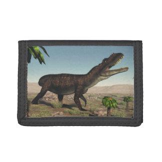 Prestosuchus dinosaur - 3D render Tri-fold Wallet
