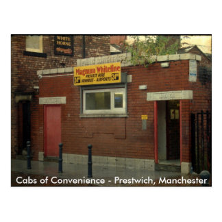 Prestwich, Manchester Postcard