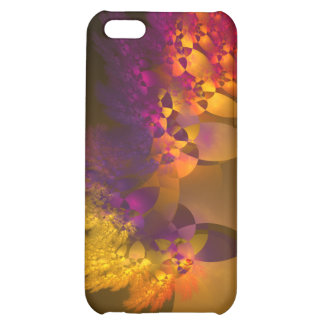Pretender Abstract Geometric Fractal iPhone 5C Cover