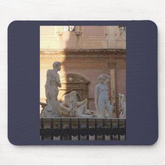 pretoria Piazza della Vergogna Mouse Pad