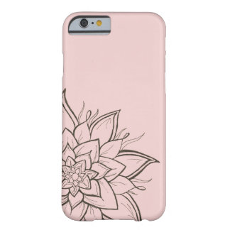 Pretty and Pink Barely There iPhone 6 Case
