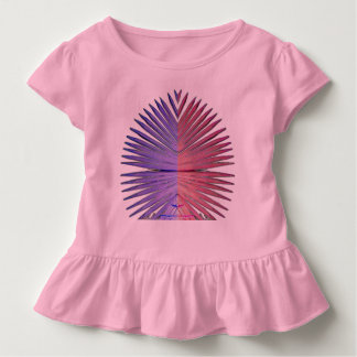 Pretty and Sharp in Pink Toddler T-Shirt