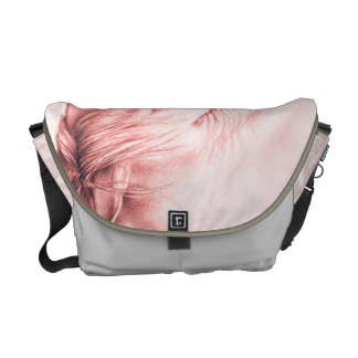 Pretty Andalusian Horse Commuter Bags