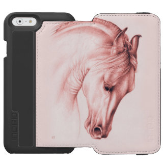 Pretty Andalusian Horse Incipio Watson™ iPhone 6 Wallet Case